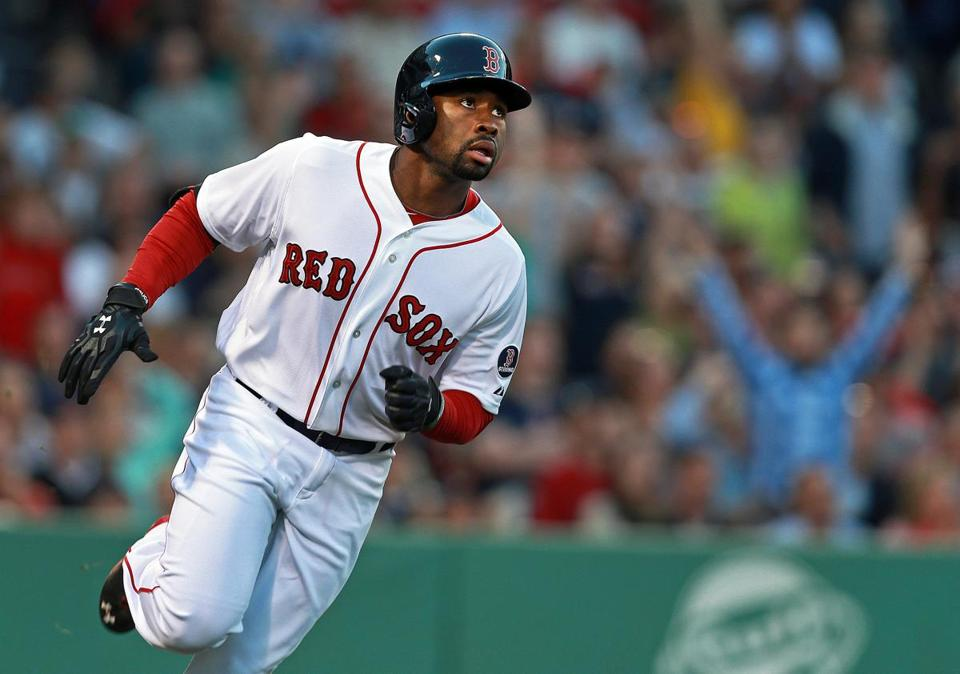 "JACKIE BRADLEY JR.: He'll ""just go with the flow"""