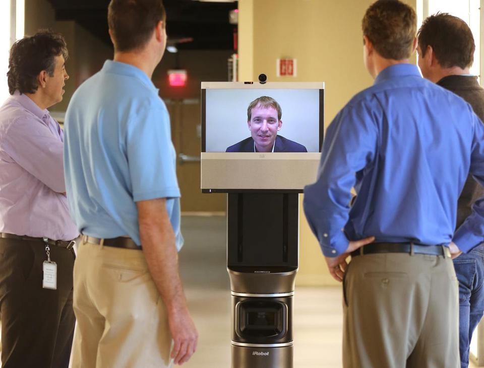 Last week, iRobot said it will market the Ava 500, a telepresence robot that allows remote participation in meetings and visual access to factories and labs.