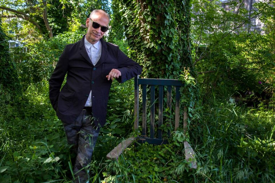 "John Waters was the festival's first Filmmaker on the Edge, in 1999, and is its ""antic spirit."""