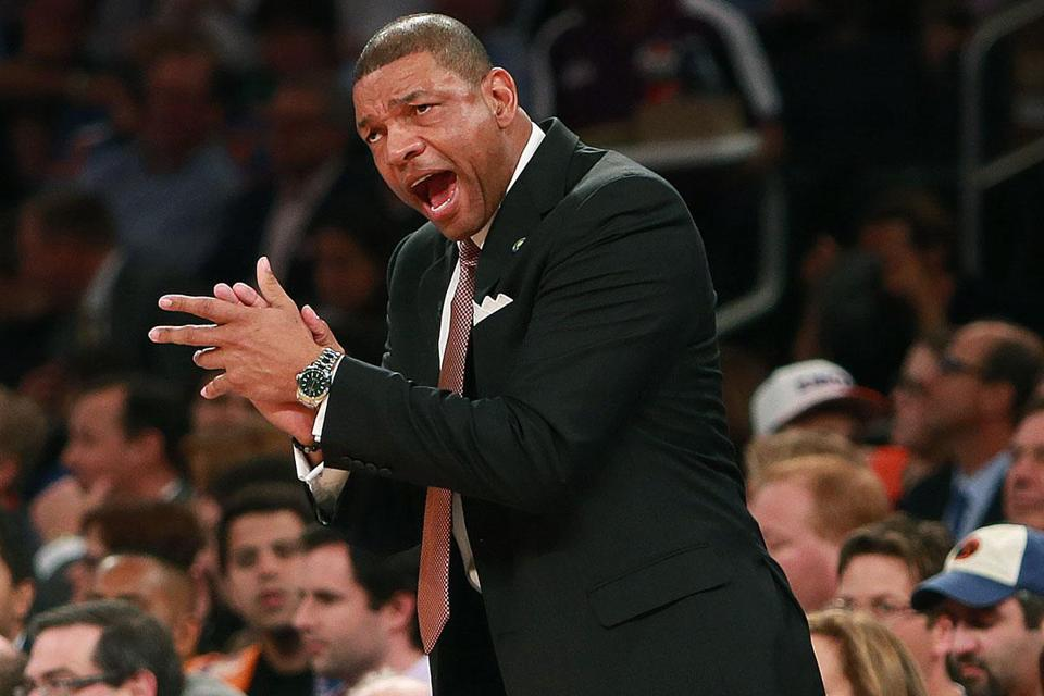 Speculation has grown that Celtics coach Doc Rivers is seriously considering stepping down.