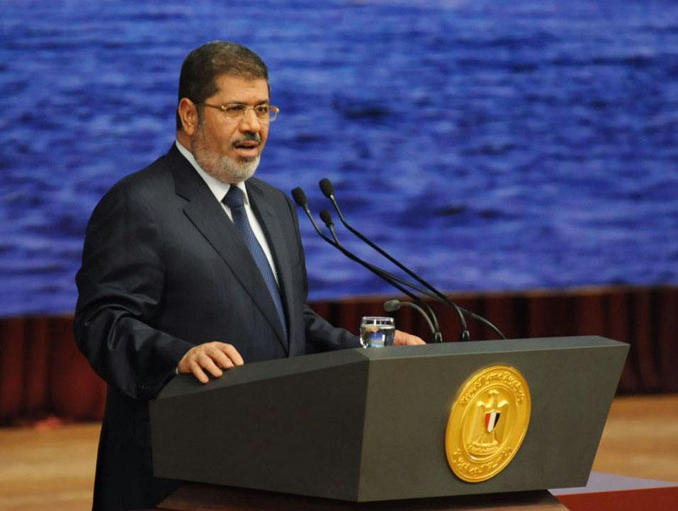 Critics accuse President Mohammed Morsi of trying to monopolize power in Egypt.