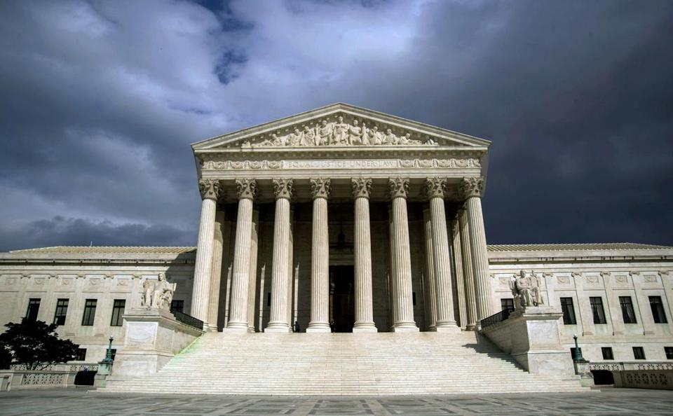 A complex Supreme Court ruling at first drove Myriad shares to a four-year high.