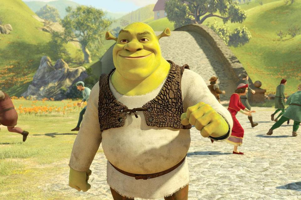 "DreamWorks Animation's partnership with Internet streaming service Netflix will bring some new programs ""inspired"" by characters from past DreamWorks Animation franchises, including ""Shrek."""