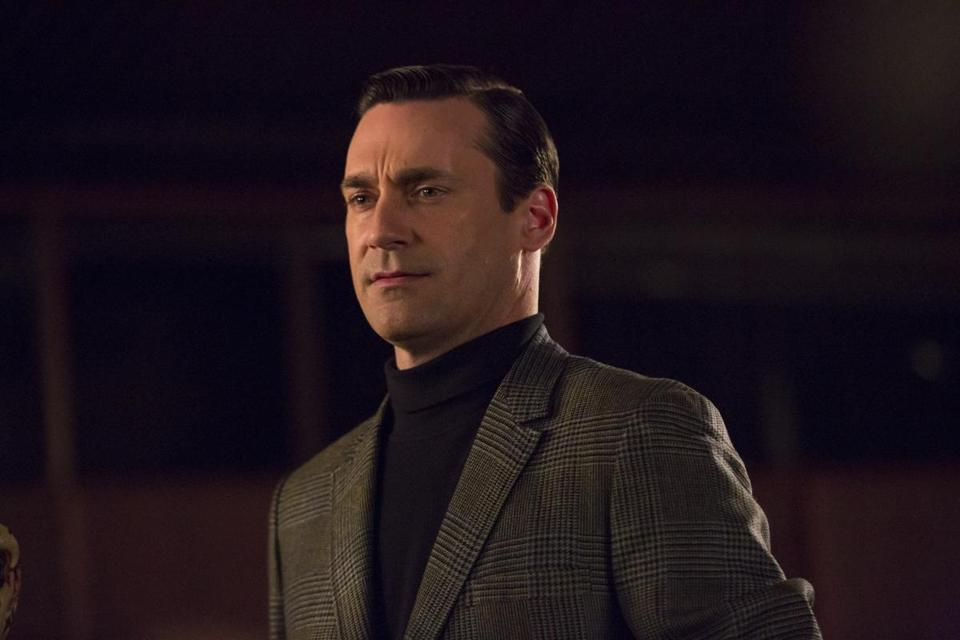 "Jon Hamm as Don Draper in ""Mad Men."""