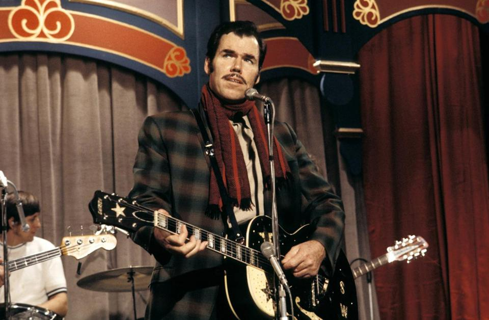 Slim Whitman was known for his yodeling abilities and his high singing voice. He sold millions of records through ever-present television ads in the 1980s and 1990s.