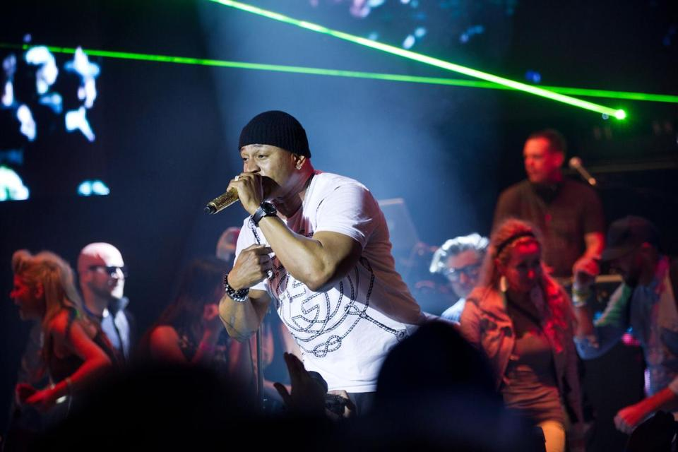LL Cool J at the SXSW Music Festival in Austin, Texas, earlier this year.