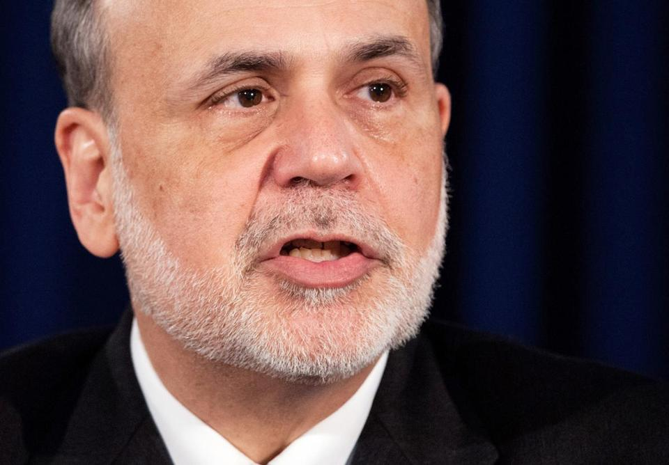 Fed chairman Ben Bernanke says the stimulus could end by the middle of next year.
