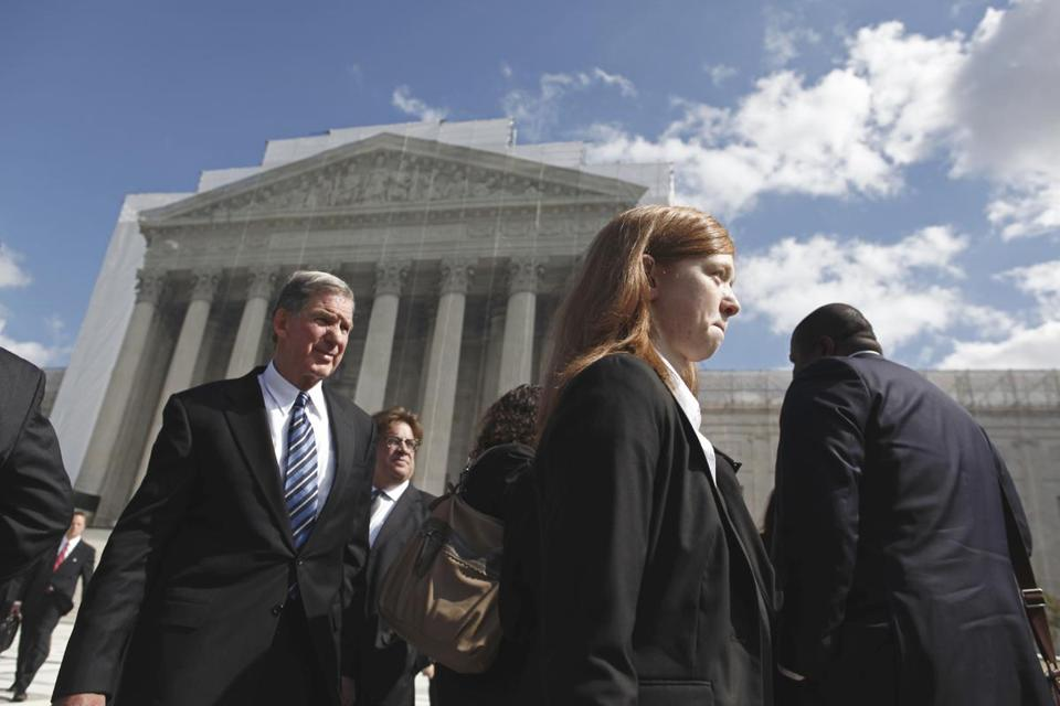 Abigail Fisher is challenging affirmative action, saying the University of Texas should not classify people based on race. It is one of the cases the Supreme Court will rule on this week.