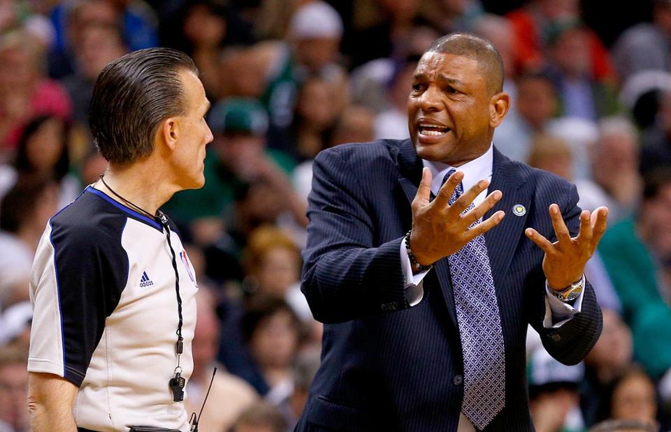 Doc Rivers could end up coaching the Celtics or the Clippers, or go back to TV.