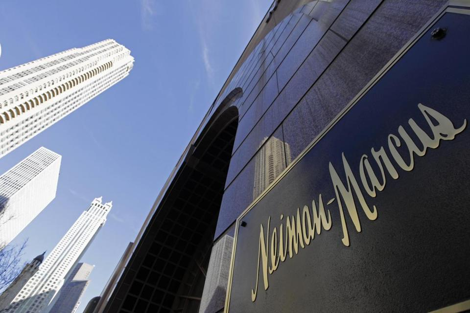 Private equity firms TPG Capital and Warburg Pincus bought Neiman Marcus for $5.1 billion years ago.