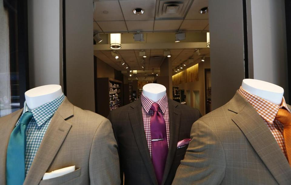 Branding experts cautioned Men's Wearhouse not to alienate its fans, who identify with founder George Zimmer.