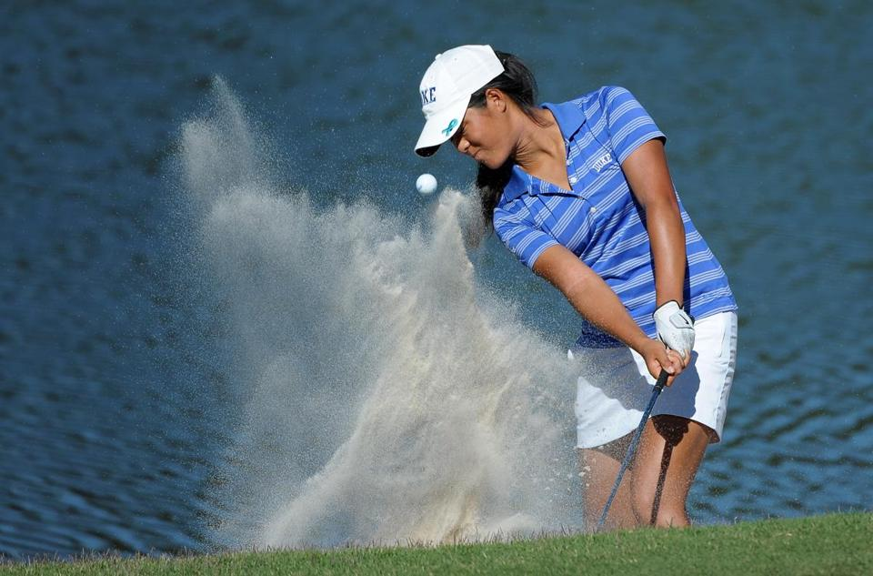 More and more women have developed the same passion for golf that men traditionally have had.