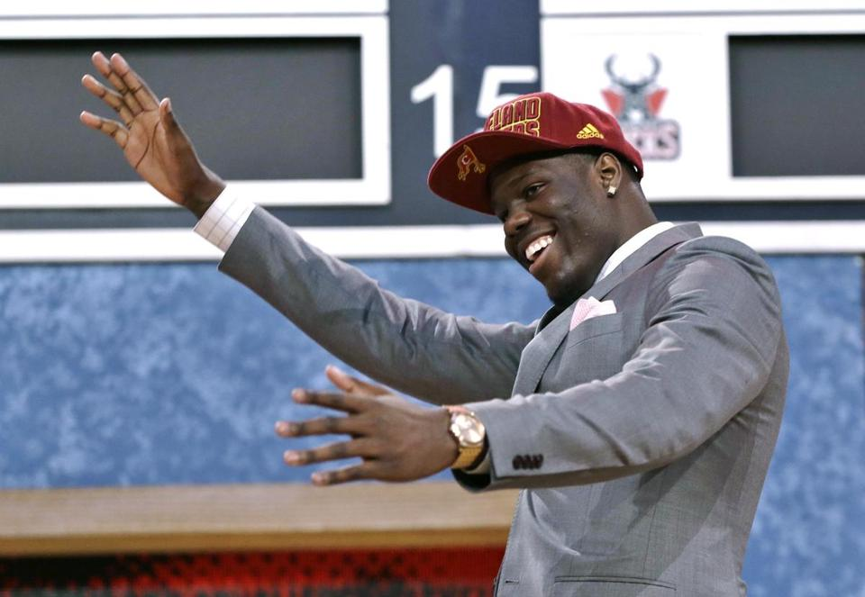Anthony Bennett was far from a consensus No. 1 pick, but Cleveland liked the UNLV forward enough to take him over Nerlens Noel and Alex Len.