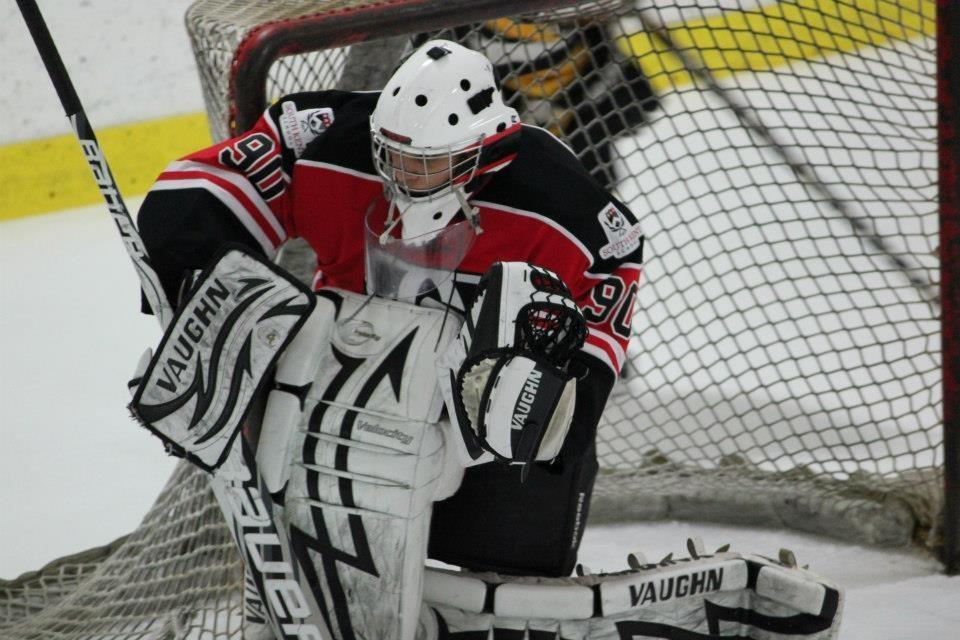 Goaltender Shane Starrett's late-night workouts with fellow prospect Anthony Florentino boosted his game.