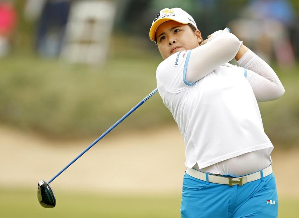 Inbee Park kept her amazing march toward another major win with a 4-under-par 68 in the US Women's Open.