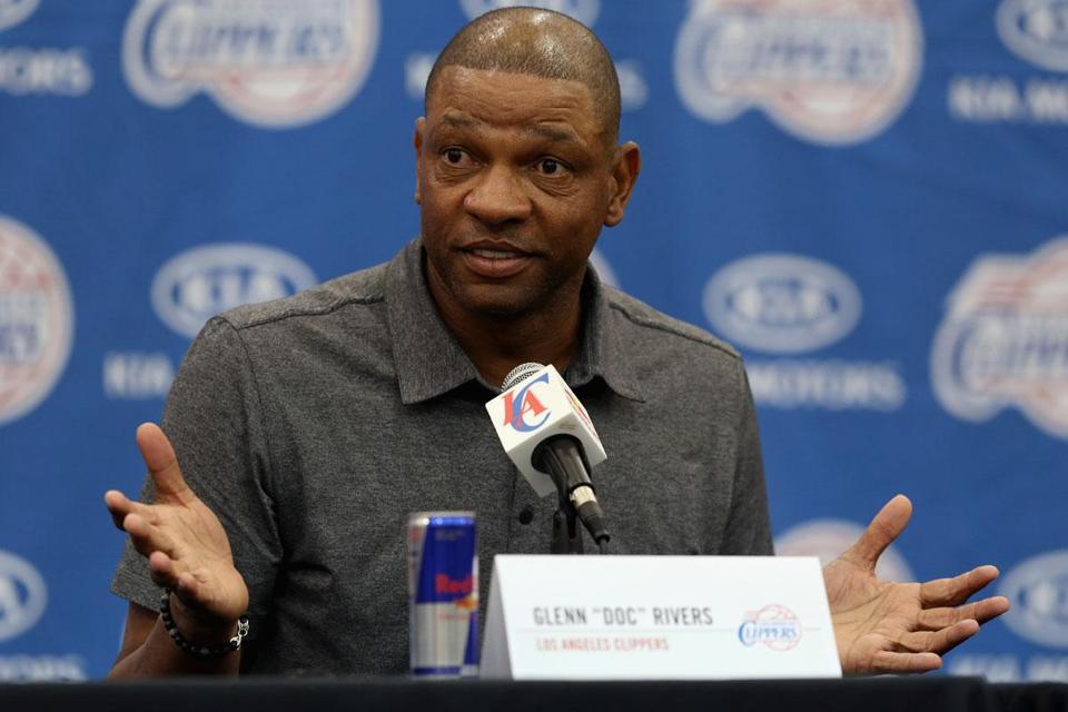 When the possibility of coaching the Clippers became more of a reality, Doc Rivers didn't exactly pledge his loyalty to the Celtics.