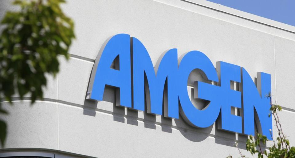 Amgen expects to complete its $10.4 billion purchase of Onyx Pharmaceuticals at the start of the fourth quarter.