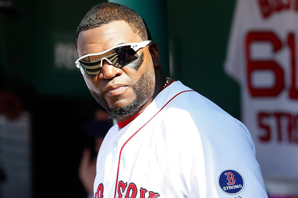 David Ortiz has played in 64 of the Red Sox' 84 games this season.