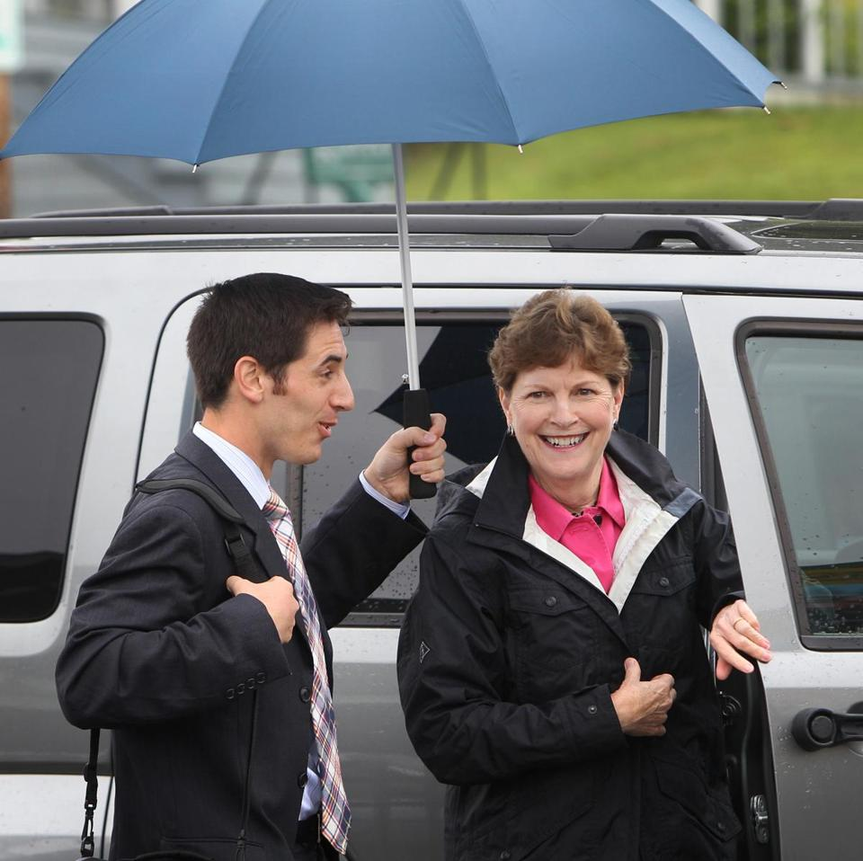 As New Hampshire's former governor, Senator Jeanne Shaheen led several international trade missions to promote the state and its tourism industry.