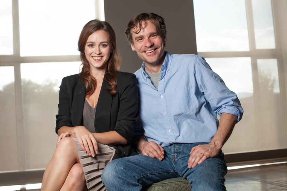 "Heather Lind and Robert Sean Leonard star in ""Pygmalion,"" George Bernard Shaw's drama of class identity, at Williamstown Theatre Festival."