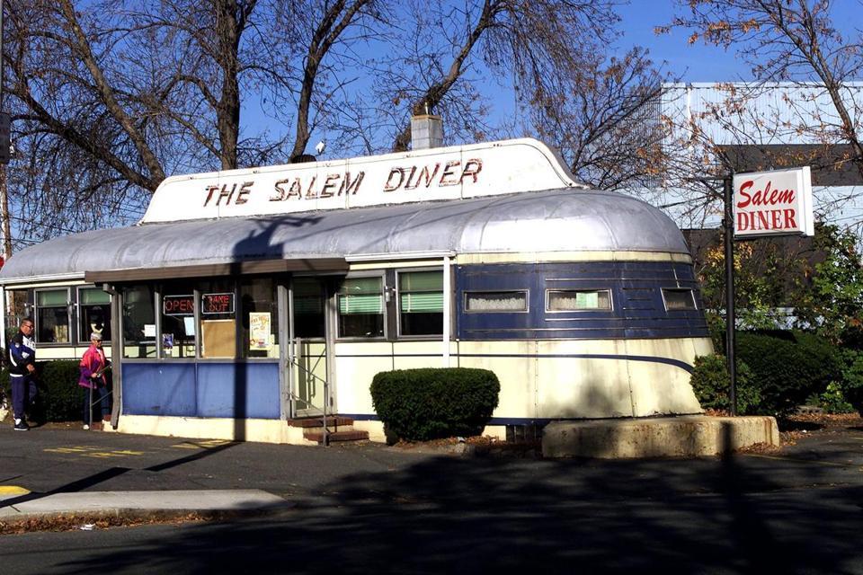 Salem Diner Salem MA - Picture of Salem Diner, Salem - TripAdvisor