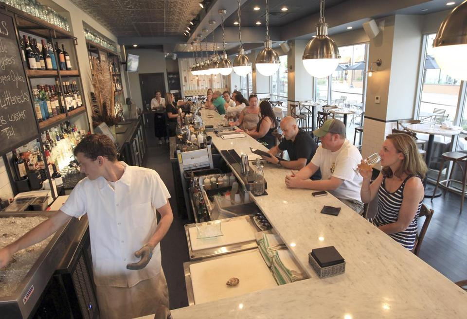 Union Fish Seafood Raw Bar Which Has A Sister Restaurant In Plymouth Opened
