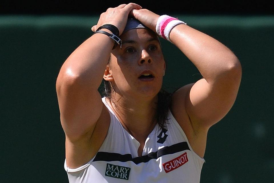 "Marion Bartoli described winning Wimbledon as something ""you think about every day."""