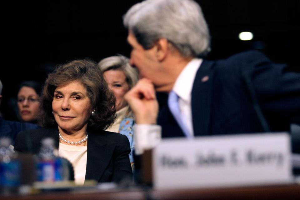 Teresa Heinz Kerry has had a battery of tests.