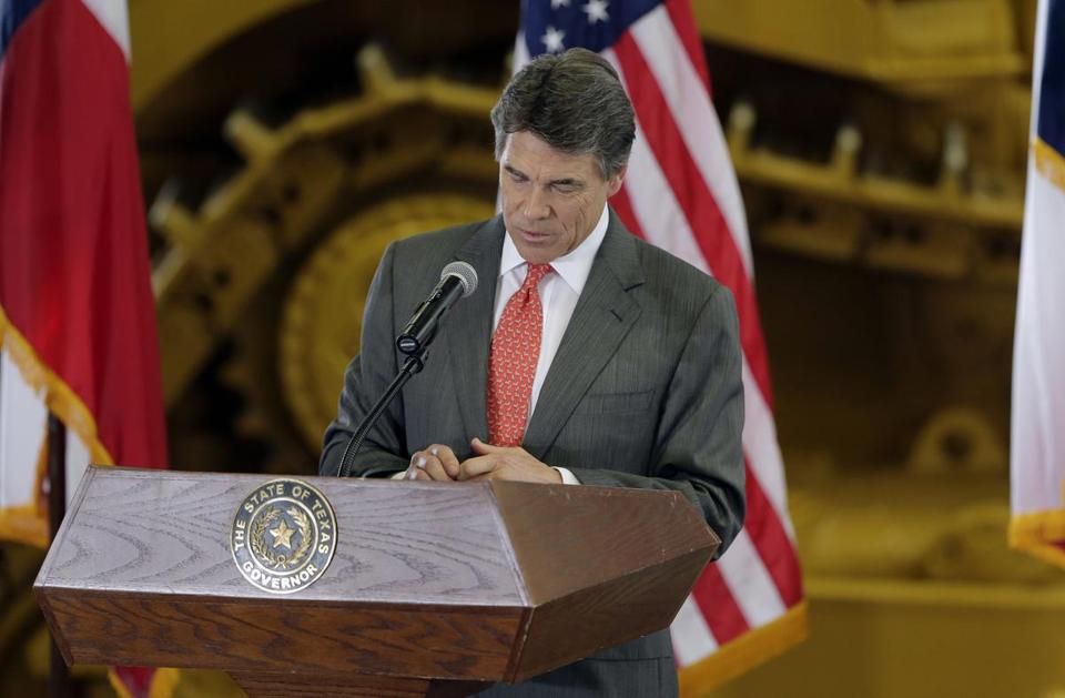 Rick Perry, a conservative and fierce defender of states' rights, is Texas's longest-serving governor.