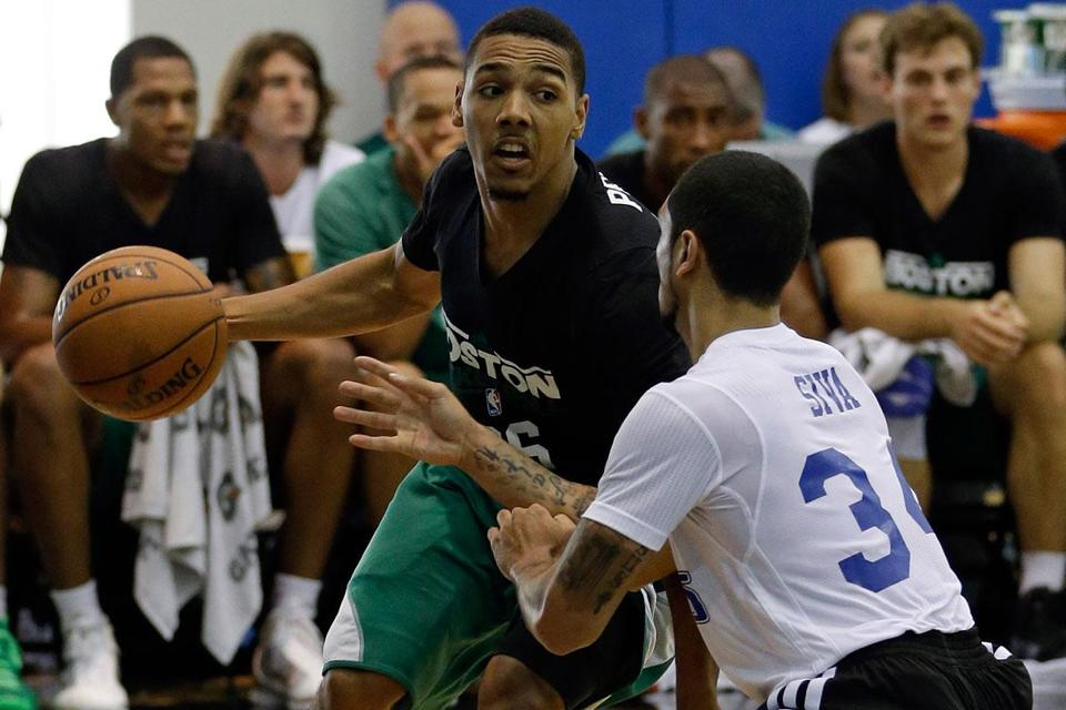 Phil Pressey has been impressive in the Orlando Summer League. The undrafted rookie is averaging 11.3 points in three games.