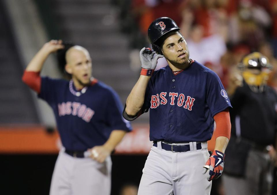 "Jacoby Ellsbury will be a free agent at season's end, but says his ""full focus is helping this team win."""