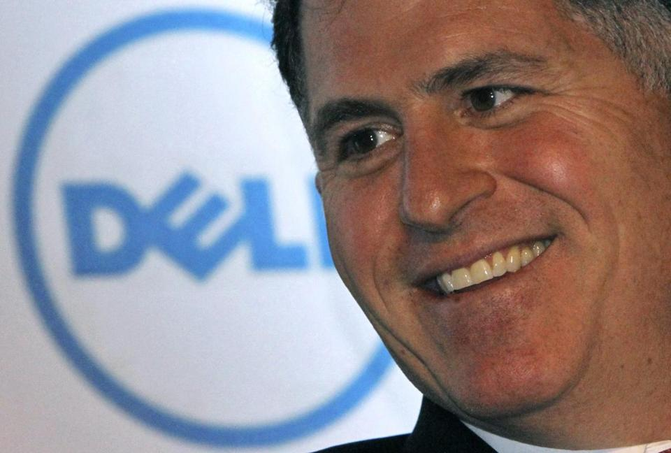 Michael Dell wants to buy the company.