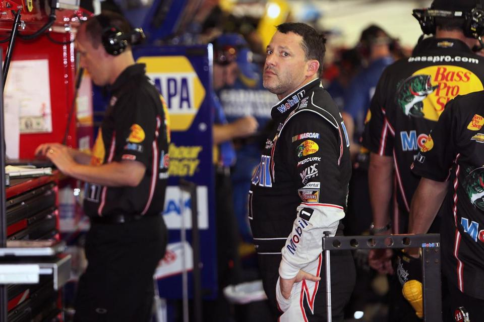 Tony Stewart will be among the NASCAR stars competing in New Hampshire on Sunday, but his impact on the sport runs far deeper.