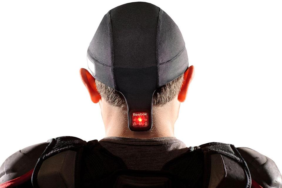 The CheckLight measures head  movement and indicates when a jolt warrants medical attention.