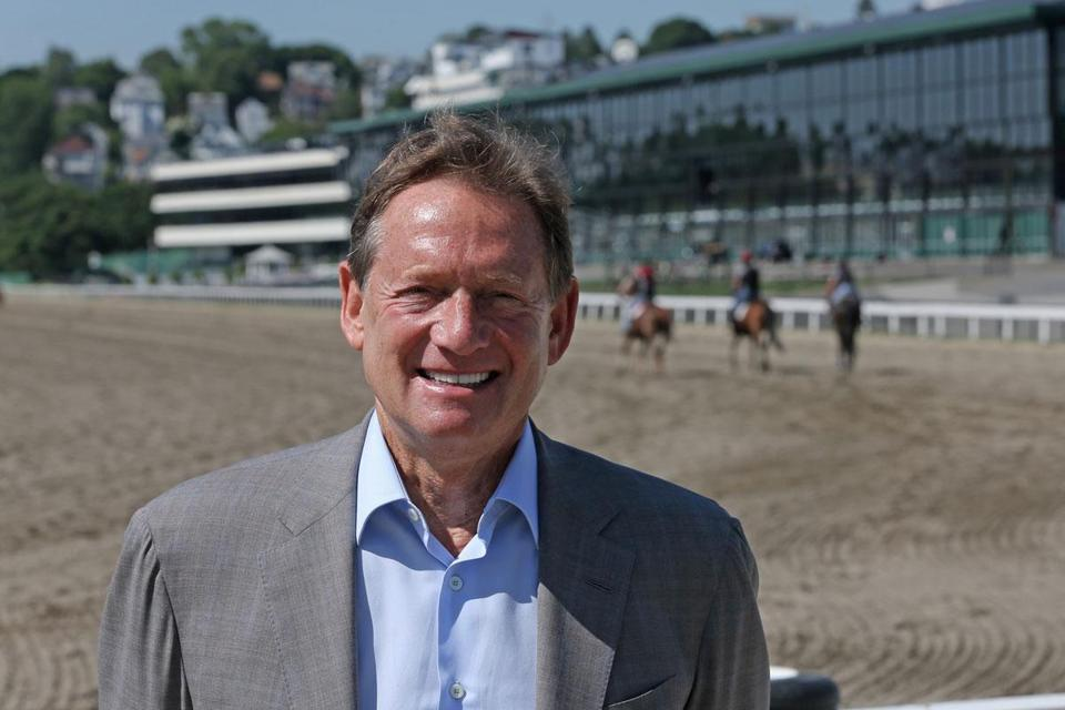 Richard Fields, Suffolk Downs's largest shareholder, is focused on garnering a resort casino license for the site.