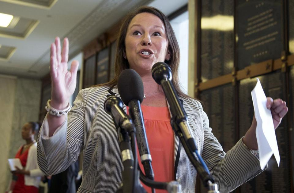 """Let's get Washington out of the way,"" said Representative Martha Roby of Alabama."