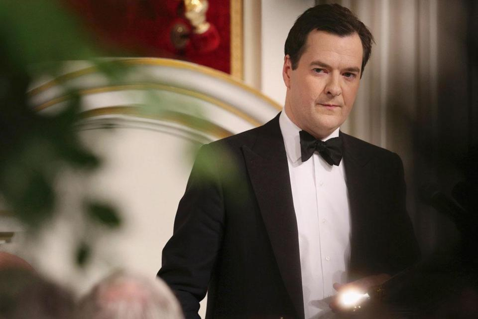 The key question, British finance minister George Osborne (above) has suggested, isn't whether Royal Bank of Scotland should divest Citizens Bank to pay off taxpayers. Rather, it's about the most profitable way to do it.