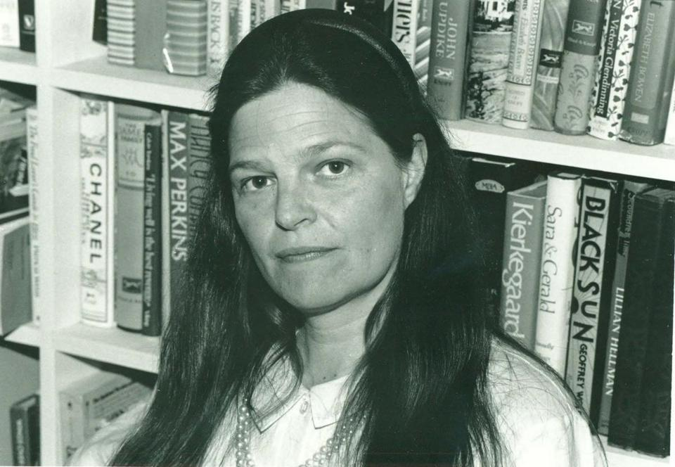 Ms. Hess was director of the Radcliffe and Columbia publishing courses for 25 years.