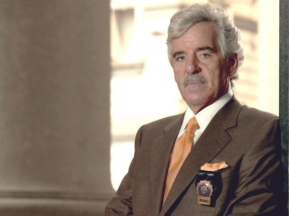 Mr. Farina, a popular character actor, played Detective Joe Fontana on ''Law & Order'' during the 2004-06 seasons.