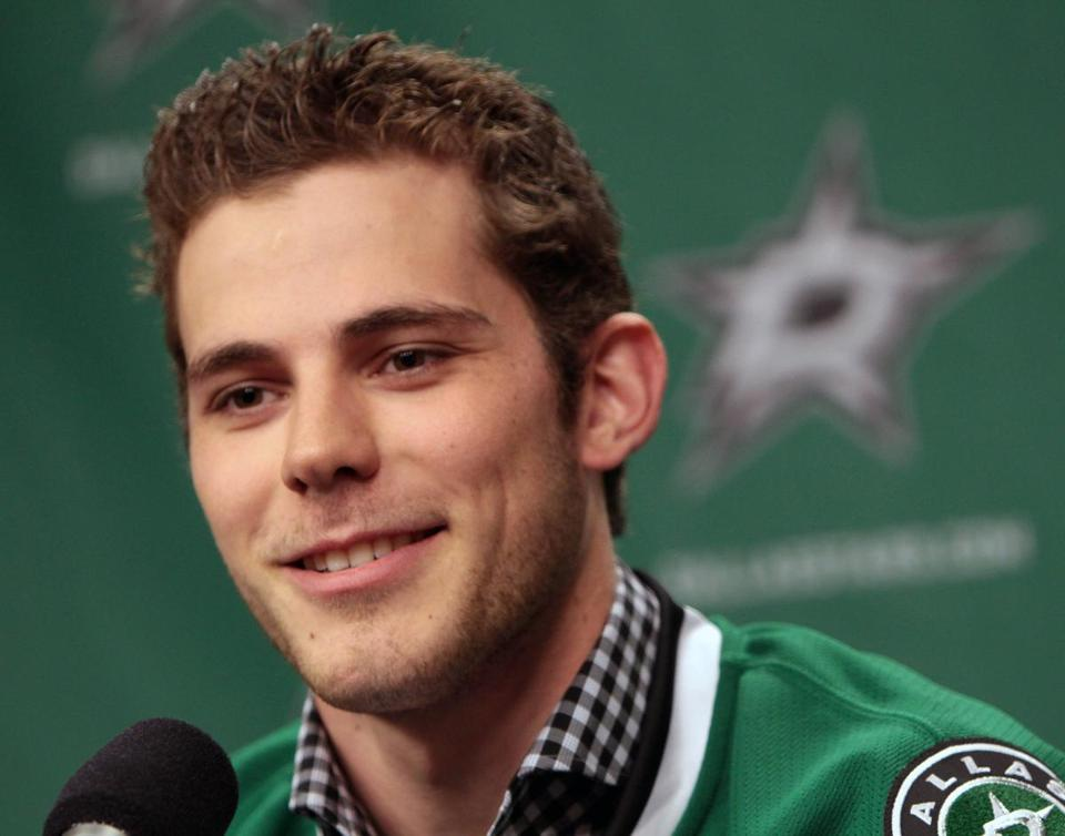 Tyler Seguin will be wearing a Stars jersey next season.