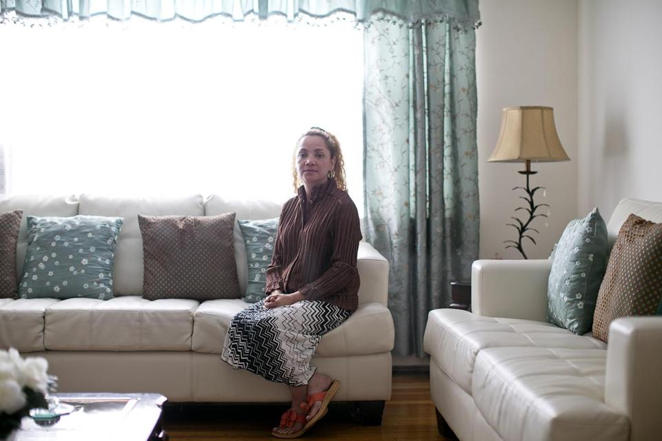 Maria Vasquez was able to keep her home in Revere after a Suffolk Superior Court ruled that the mortgage holder was misidentified in foreclosure proceedings.