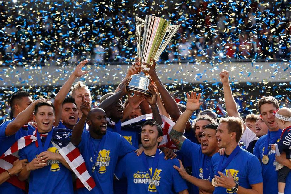 This was the fifth Gold Cup title for the Americans, their first since 2007.