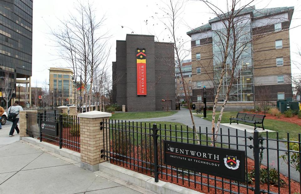Enrollment grew by about 26 percent while spending on administrative salaries grew by about 109 percent at Wentworth Institute of Technology in Boston, between 2007 and 2016.