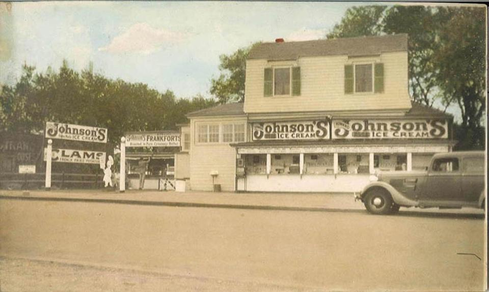 It all started with the Howard Johnson's ice cream stand on Wollaston Beach in Quincy