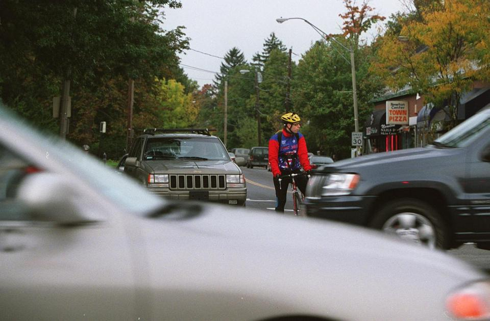 With the increasing number of bicyclists on local roads, is it time to include bicycle awareness on drivers' road tests?