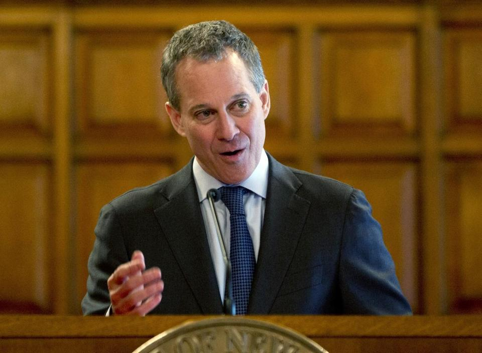 The lenders violate New York's usury laws, says Eric Schneiderman.
