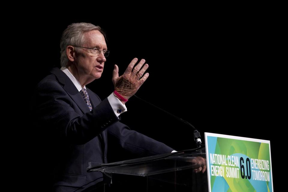 Majority leader Harry Reid noted that Congress has nearly eliminated funding for Yucca and is unlikely to restore it.