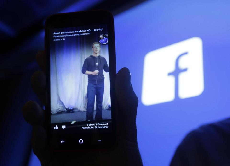 Facebook said it is working on a small test of the mobile payments service.