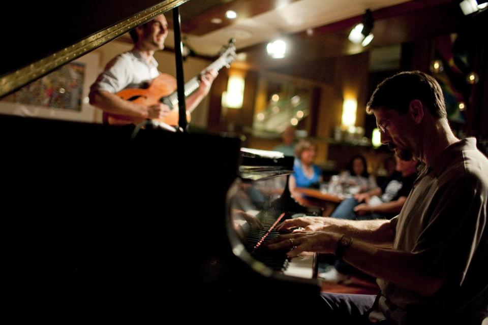 Guitarist Julian Lage and pianist Fred Hersch play Scullers on Nov. 21.