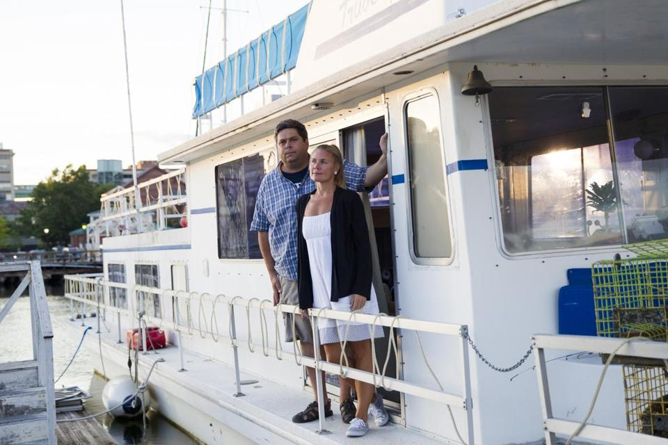 Jim Shattuck says the uncertainty has been harrowing; Kara Jeffas needs a place for her houseboat starting Sept. 1.